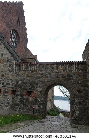 Akershus Castle and Fortress, Oslo, Norway