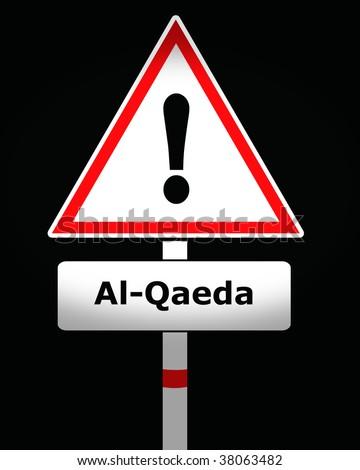 al-qaeda - stock photo