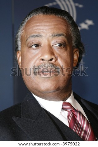 Al Sharpton - stock photo