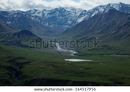 Alaska's Denali National Park