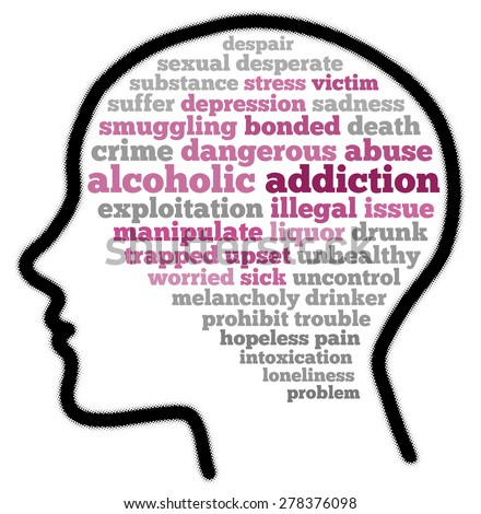 stock-photo-alcoholic-addiction-in-word-