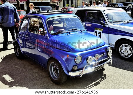 abarth 500 stock images royalty free images vectors shutterstock. Black Bedroom Furniture Sets. Home Design Ideas