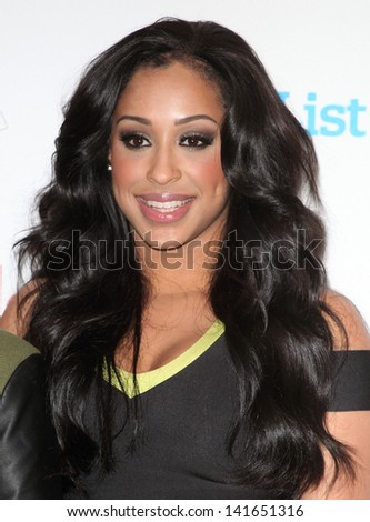 Alexandra Buggs from Stooshe attending the FiFi Fragrance Awards, The Brewery, London. 16/05/2013