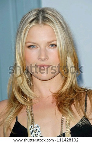 Ali Larter at the 2007/2008 Chanel Cruise Show Presented by Karl Lagerfeld. Hanger 8, Santa Monica, CA. 05-18-07 - stock photo