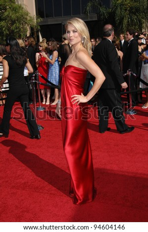 Ali Larter at the 59th Primetime Emmy Awards at the Shrine Auditorium. September 16, 2007 Los Angeles, CA Picture: Paul Smith / Featureflash