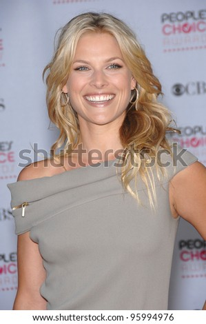 "ALI LARTER, star of ""Heroes"", at the 33rd Annual People's Choice Awards at the Shrine Auditorium, Los Angeles. January 9, 2007 Los Angeles, CA Picture: Paul Smith / Featureflash"