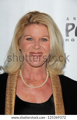 "Alley Mills at the ""Peter Pan"" Opening Night, Pantages, Hollywood, CA 01-15-13"