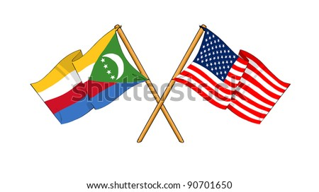 Alliance and friendship between Comoros and USA