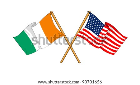 Alliance and friendship between Ivory Coast and USA