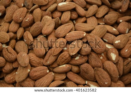 almond backgrounds