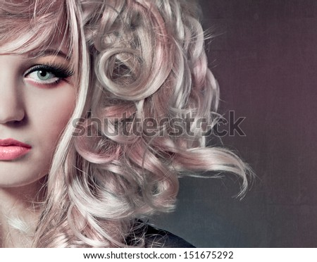 alterable right side - stock photo