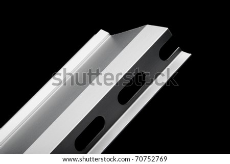 Aluminium - stock photo