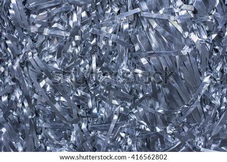 Aluminium metal,aluminium  background - stock photo