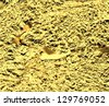 Aluminum foil background - stock photo