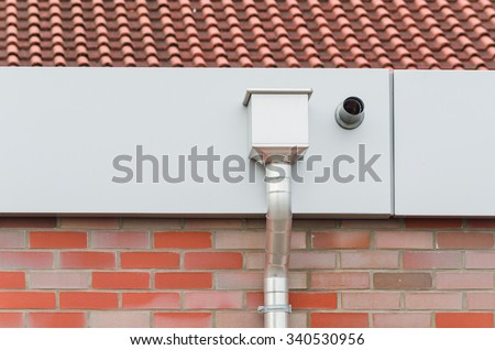 House Gutter Stock Images Royalty Free Images Amp Vectors