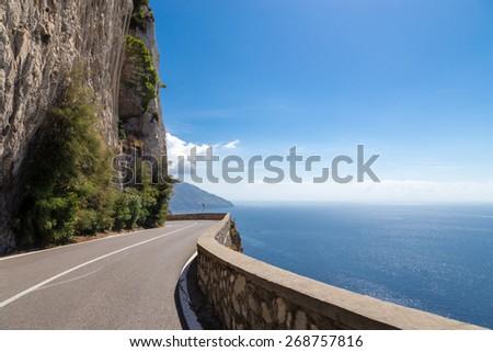 Amalfi Coast, Italy. - stock photo