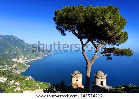 Amalfi Coast, Italy, Europe - stock photo