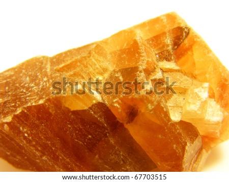 amber - stock photo