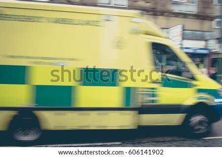 ambulance uk stock images royaltyfree images amp vectors