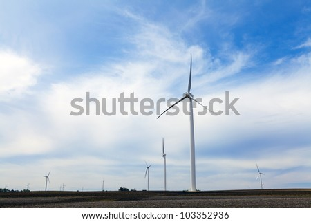 American Countryside Wind farm