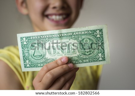 American Currency - stock photo