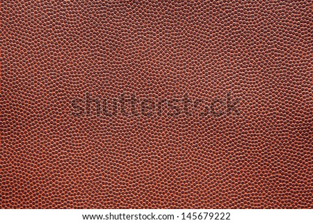 American Football Texture for Sports Background - stock photo