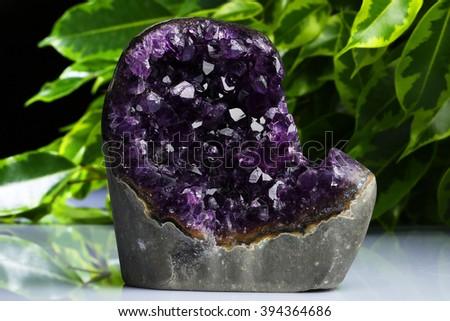 amethyst/amethyst - stock photo