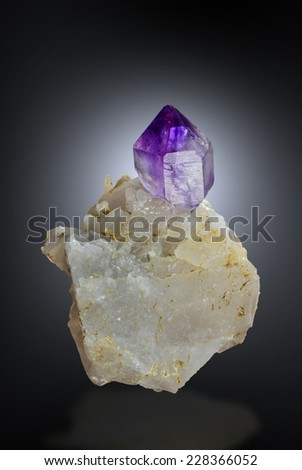Amethyst from