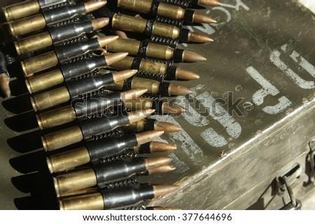 ammunition - stock photo