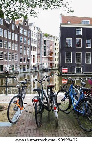 Amsterdam - stock photo