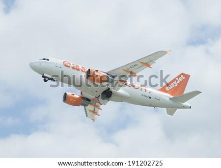 stock-photo-amsterdam-may-easyjet-airbus