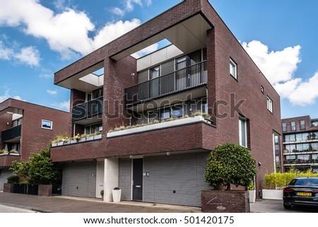 Amsterdam netherlands august 08 2016 modern stock photo edit now