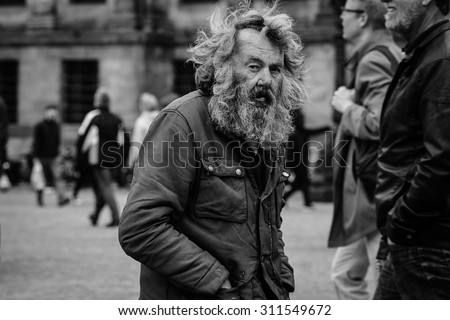 Poor Man Stock Images RoyaltyFree Images Vectors Shutterstock - Worlds poorest man