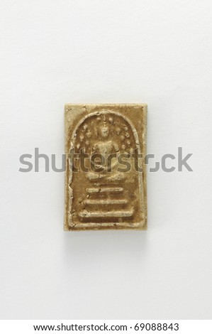 amulet Thai - stock photo