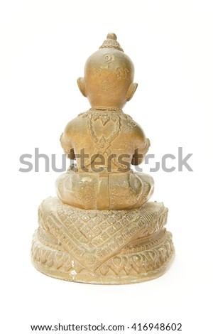 amulet Whoever is  Believe that the prosperity of lucrative trade.