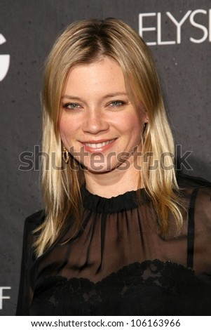 Amy Smart   at the D and G Flagship Opening in Support of The Art of Elysium. D and G, Beverly Hills, CA. 12-15-08