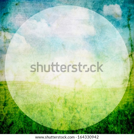 an abstract background with shape overlay