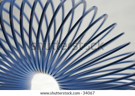 An abstract of a popular toy - stock photo