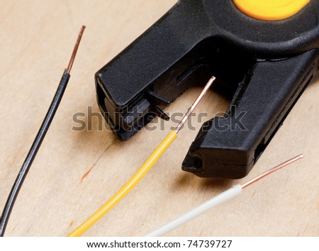 Wire Stripper Stock Images, Royalty-Free Images & Vectors ...
