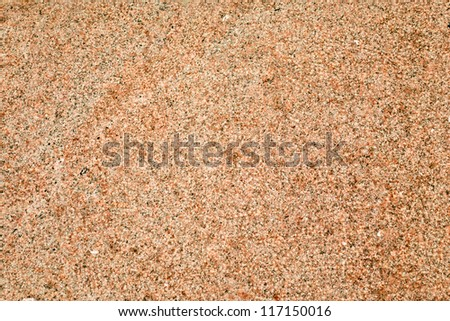 an exasperate unpolished grainy pink granite background - stock photo