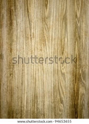 An image of a beautiful wood background - stock photo