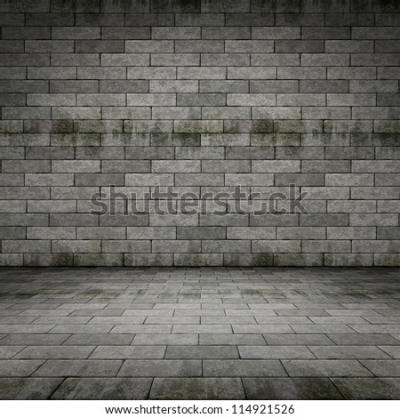 An image of a dark cellar background
