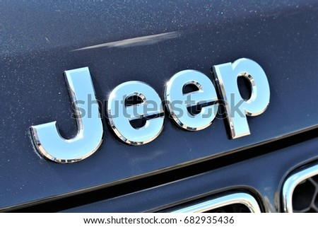 Jeep Logo Stock Images, Royalty-Free Images & Vectors | Shutterstock