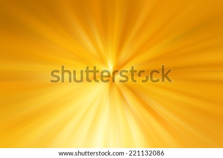 An image of a nice abstract zoom orange background - stock photo