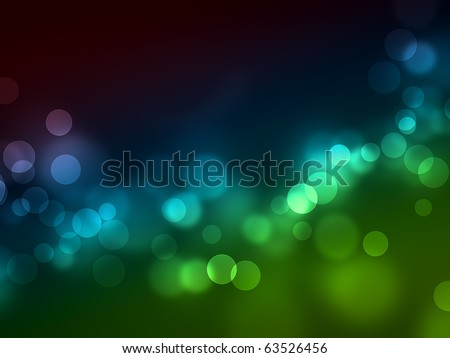 An image of a nice lights background - stock photo