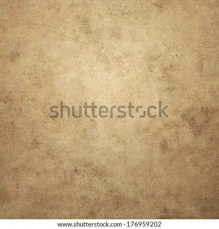 An image of a nice parchment background - stock photo