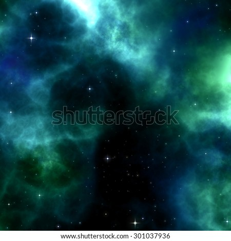 An image of a nice stars background - stock photo