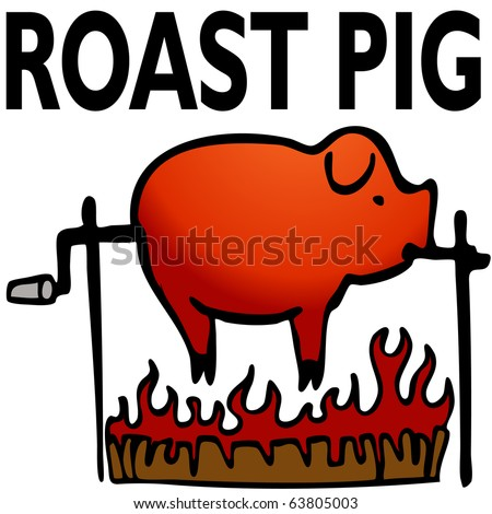 Clip Art Pig Roast Clip Art pig roast stock photos royalty free images vectors shutterstock an image of a roasted pig