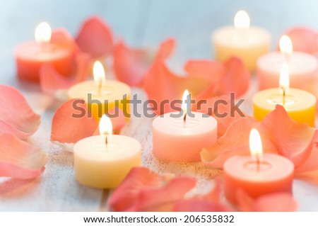 An Image of Aroma Candle
