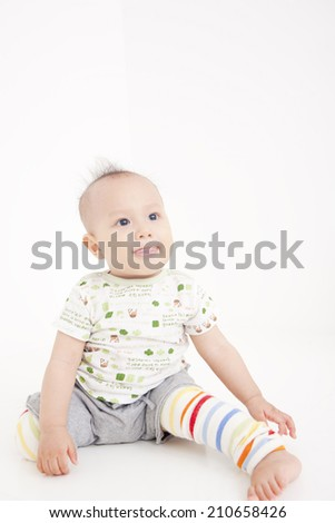 An Image of Baby